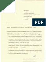 Resposta da REFER à vereação socialista na Câmara de Sintra