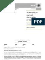 Curso Matemáticas para el desarrollo profesional_LEPresc