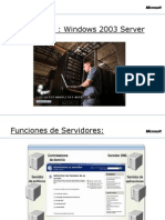 Administración Windows server 2003