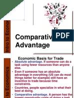 Comparative Advantage 1