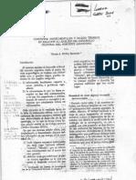 Conceptos instrumentales y marco teórico en relación al análisis del desarrollo cultural del noroeste argentino - Nuñez Regueiro