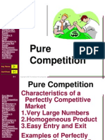 Perfect Competition Wk-4