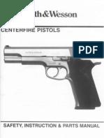 s w Centerfire Pistol