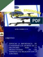 Modulo II Presentacion Ergonomia