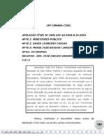 ACÓRDÃO DO TRIBUNAL DE JUSTIÇA DO RIO DE JANEIRO