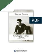 Antología Poética de Gonzalo Arango