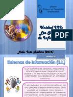 III - Sistemas de Información