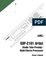 Gsp 2101 Manual