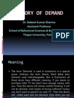 Lecture3 - Demand