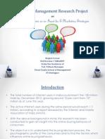 AMRP End Semester Presentation