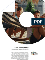 Civic Photography - a guide to initiating artistic-promotional projects