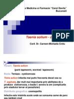 T Solium Cysticercoza
