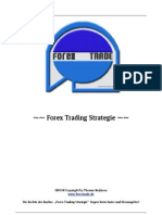Forex Trading Strategie