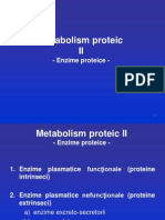 12 - Metabolismul Proteic 2