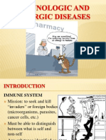Immunologic and Allergic Disease