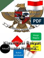 Bahan Presentasi PKn Kelas X