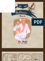 The Pirate Balthasar - Our Night