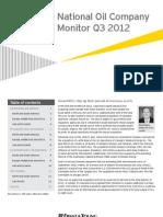 E&Y NOC Monitor 3Q 2012