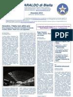ARALDO DI Biella - Dicembre 2012