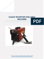 Kuzay Inverter Welding Machine Operating Manual