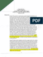 News Water Doc 2004 Jan GFscopeContractAmendment