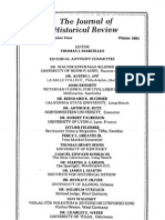The Journal of Historical Review Volume 02 Number 4 1981