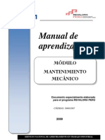50955903 Manual Mantenimiento Mecanico