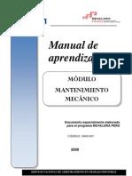 50955903 Manual Mantenimiento Mecanico