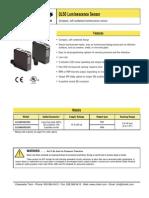 Banner QL50 Luminescence Sensors