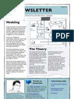 Newsletter 1 - December