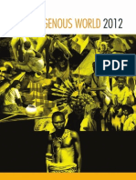 Indigenous World 2012. Yearbook. Copenhagen