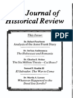 The Journal of Historical Review Volume 03 Number 2 1982