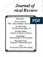 The Journal of Historical Review Volume 03 Number 3 1982