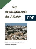 Gestión y Comercialización del Albaicín