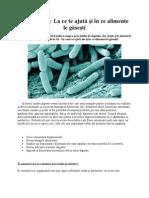 Probioticele