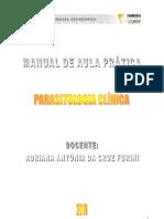 Manual de Parasitologia Clinica 2010