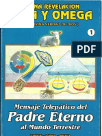 ALFA Y OMEGA - CIENCIA CELESTE