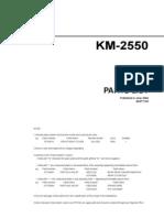 KM 2550 PL Rev0a