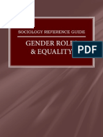 (the Sociology Reference Guide Series )the Editors of Salem Press-Gender Roles & Equality (the Sociology Reference Guide Series)-Salem Press(2011)