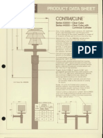 Moldcast Lighting Product Data Sheet Contra Cline Clear Cube 1980