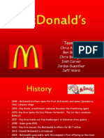 McDonalds Competitive Analysis Presentation[1]