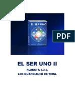 EL SER UNO II-Planeta 3.3.3.