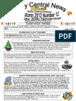 Newsletter Autumn 12 2012