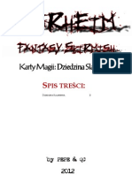 Karty Magii Dziedzina Slaanesha