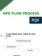 Out Patient Department (OPD) Flow Process
