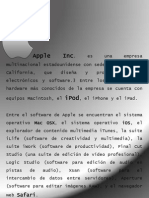 MarketingMix IPod 1G de Apple
