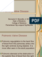 Pulmonic Valve Disease