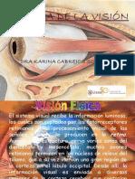 CLASE 11- FISICA DE LA VISION 2012