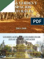 Zonas Verdes 2008