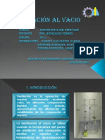 Copia de DESTILACIÓN AL VACIO ruth